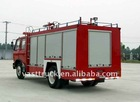 4cbm Water Tank Fire Truck