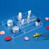 Pop Acrylic cosmetic display stand