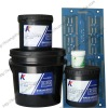 UV curable etching resist ink