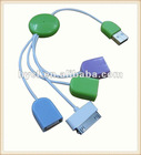 3 ports USB Hub &1 Charger