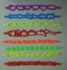 Hot Sale Hollow Princess Silicone Bracelet for Halloween gifts