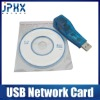 Hot sell Tablet PC usb 2.0 to rj 45 ethernet extension adapter