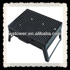 Popular charcoal portable BBQ grill for 2-3 people popular in European and American