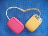 promotion silicone key bag