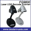 FG9800 interface Laser Barcode Scanner