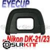 EyeCup for Nikon DK-21 DK-23