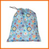 Waterproof Baby Wet Bag With Drawstring Style