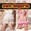 new fashion ladies sexy lingerie