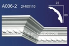 2012 decorative gypsum cornice