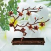 Metal Craft Plum Blossom Jewelry Tree