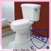 Economic Toilet ceramic WC Toilet two piece toilet