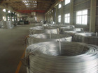 Aluminum wire rod ASTM B233 or DIN 1712