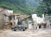 stone crushing line/stone crushing product line/crushing plant/whole crushing sets