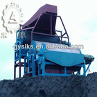 wet separator gold mining machine High intensity magnetic separator
