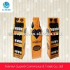 pop cardboard display for wine,promotional stand for supermarket
