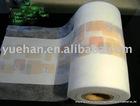 textile backsheet