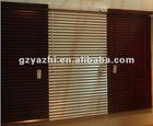 35mm Slat Wooden shutter