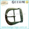 Zinc alloy metal bag buckle engraving logo
