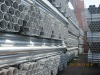 Hot Dipped Galvanized Steel Pipe/erw galvanized pipe bs1387