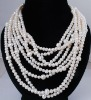 Latest Design Pearl Necklace Pearl Jewelry