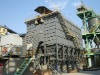 SLDM electrostatic dust collector for industrial boiler