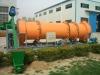 Microbial organic fertilizer dryer