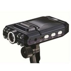 Car Recorder M300 with 2.5 Inch LCD Screen HD IR Night Vision Anti- shake Motion Detection TF/SD Card Up to 32GB