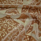 burnout velvet fabric