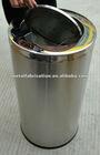 environmental friendly Stainless Steel Waste Bin/dustbin with foot pedal