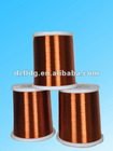 Double insulated enameled wire used for transformer