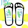 Sticky feet eva spray tanning tent adhesive strapless sandals