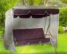 Garden swing cover-2 seater