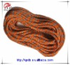 Durable nylon climbing rope for climbing rocks
