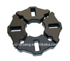 motorcycle hub rubber