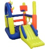 Inflatable Castle with Slide/Bouncing Castle