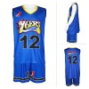 Sublimated Basketball Jersey And Shorts Designs