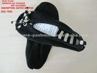 100% cashmere ballet slipper for ladies