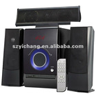 "New Arrival HiFi 3.1 Home Theater Speaker with 6.5"" Subwoofer USB SD FM LED Display"