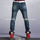 Newest High Quality Famous Brand Design Fashion Casual Man's Denim Jeans