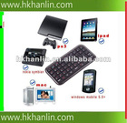 Ultra Slim Mini Bluetooth Keyboard For Iphone 4 Android OS PC PS3 PDA