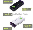 2013 hot Android Amlogic MX mini HD IPTV box