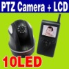 2.4G Digital Wireless LCD Baby Monitor SP-106
