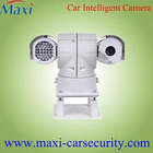the newest car PTZ camera with long view distance