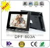 Win Design Award China Best Quality 8 inch digital photo frame engagement photo frame