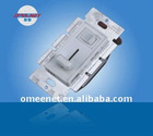 Single Pole On/Off Switch Slide Dimmer Switch For Incandescent