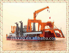 5000m3/h cutter suction dredger