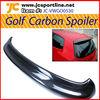 Carbon golf V GTI spoiler rear spoiler roof spoiler for VW