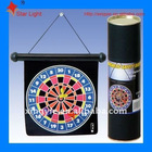 practical magnetic dartboard with darts
