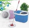 2011 new design 360 spin hand or feet press magic mop EX-823