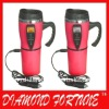 16oz car 12V electric Heated Mug,